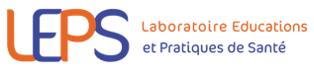 Logo Laboratoire Educations et Pratiques de Santé